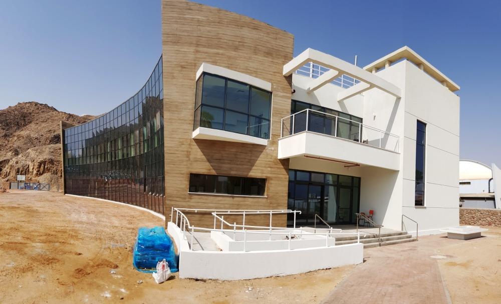 המכון הבין אוניברסיטאי למדעי הים באילת